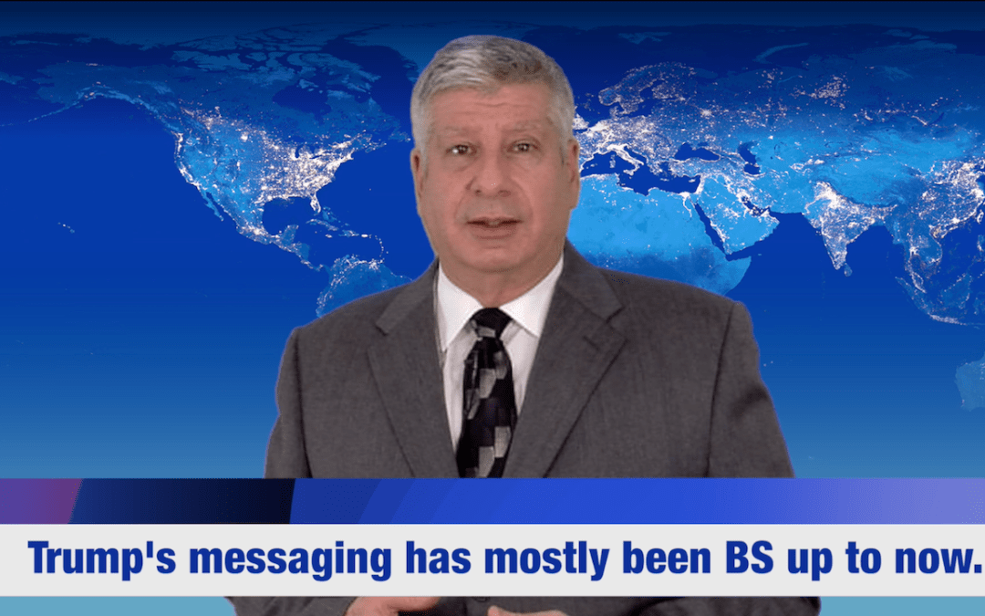 Trumps BS, Bragging and Lies Regarding Coronavirus