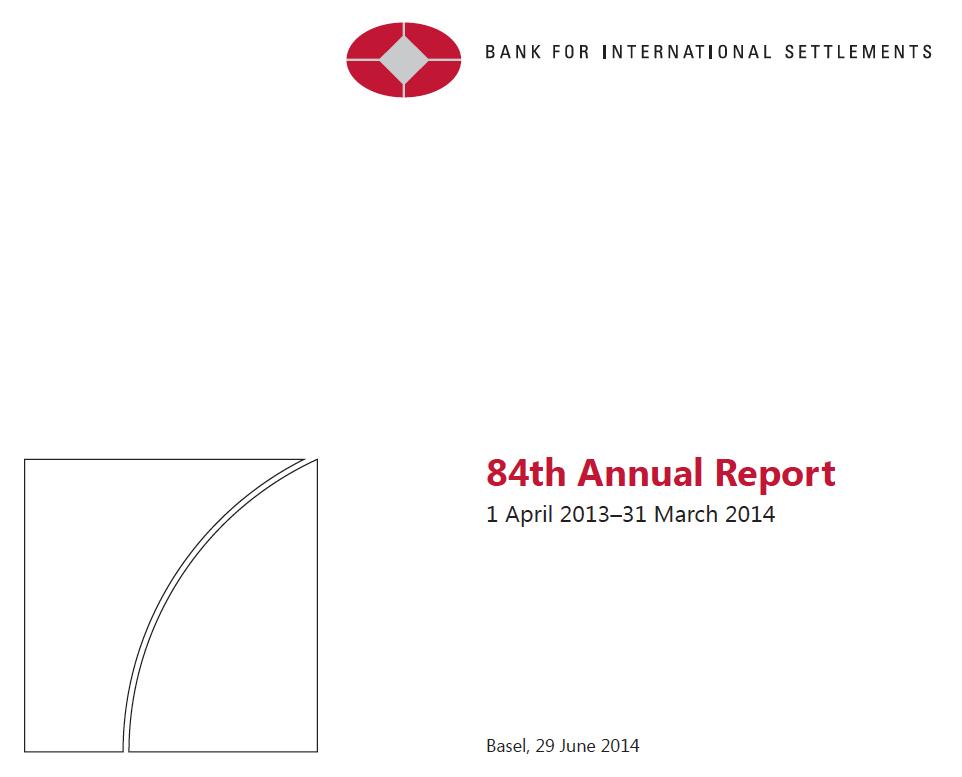 BIS 84th Annual Report