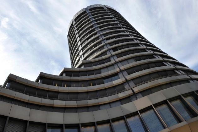 Bank For International Settlements Annual Report