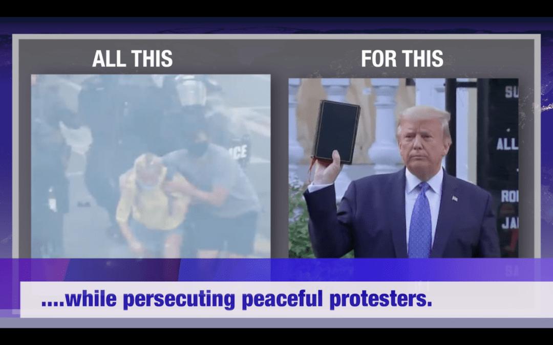 Trump is an Antichrist, Not a Savior