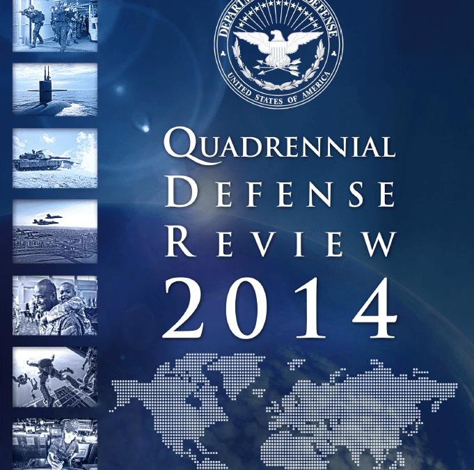 Quadrennial Defense Review (QDR) 2014