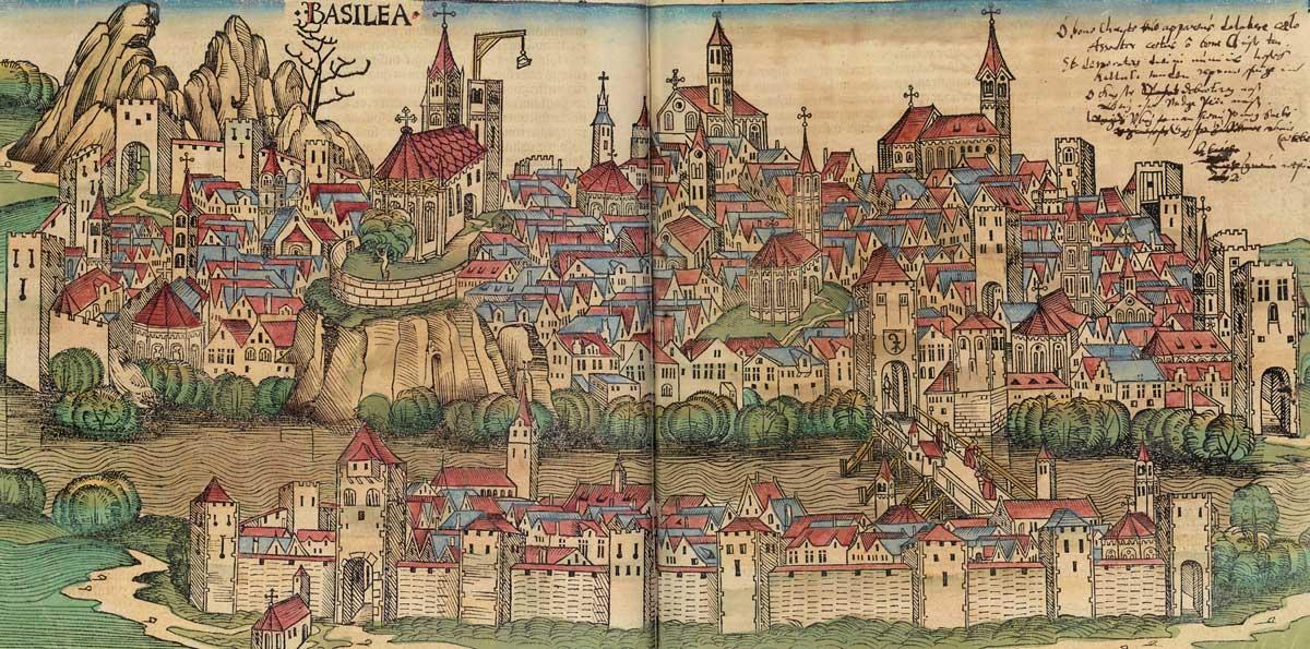 Medieval Basel