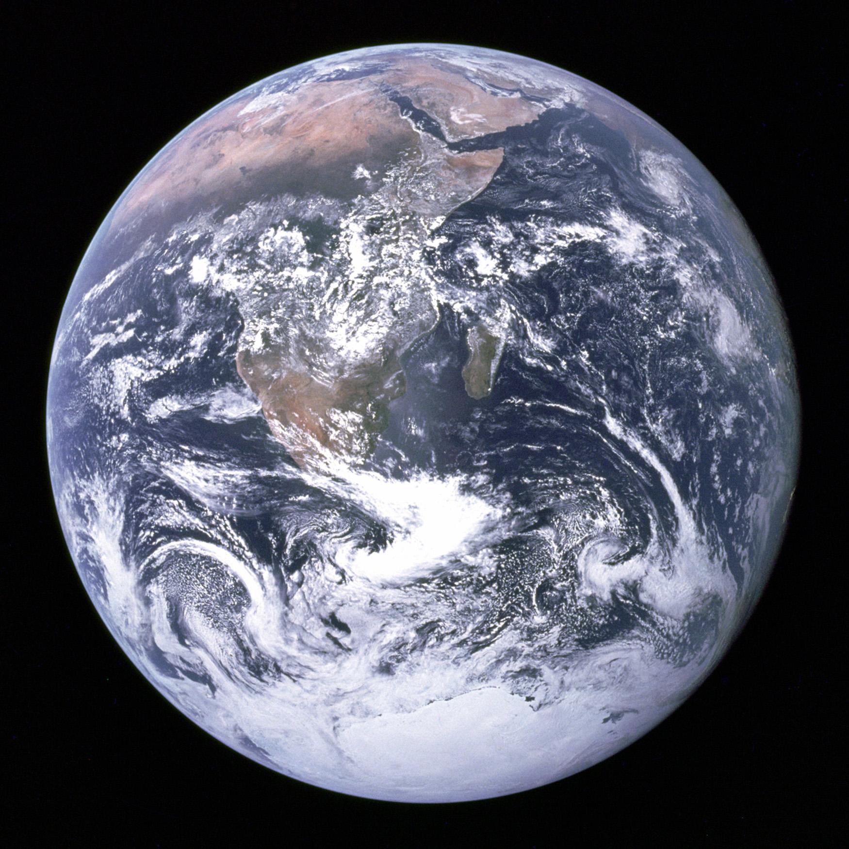 Earth - NASA Image