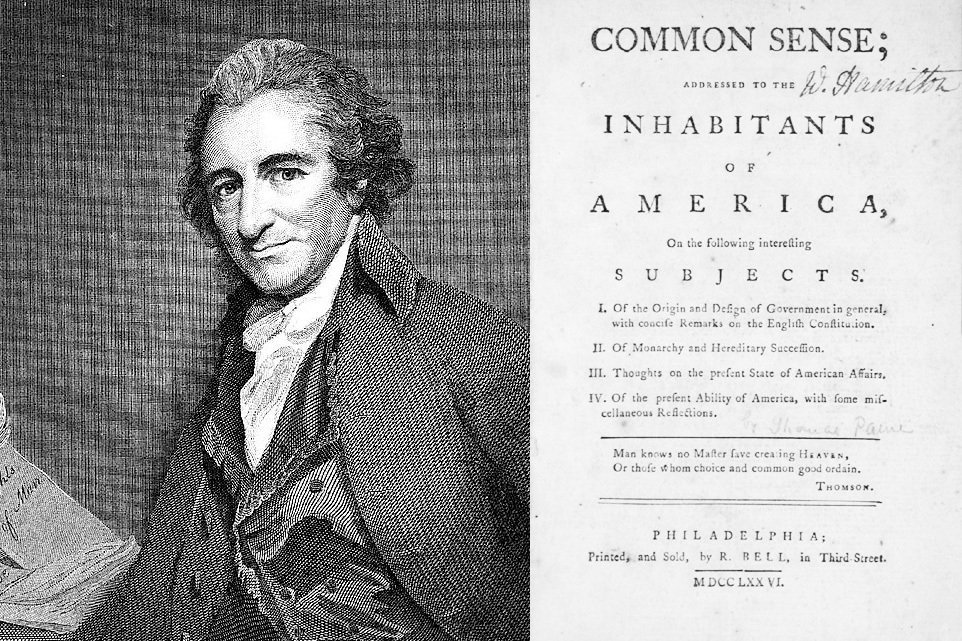 Thomas Paine – Common Sense